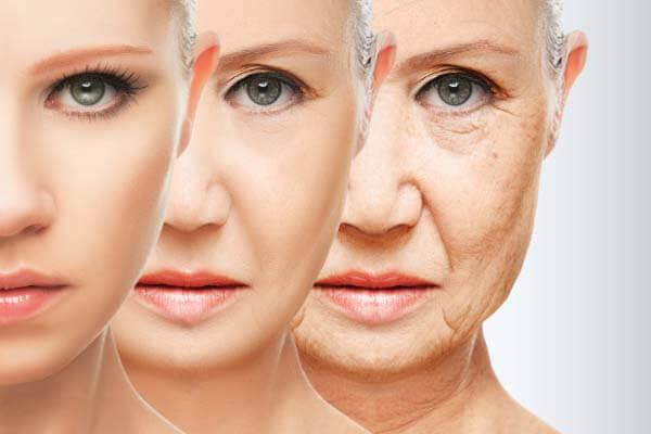 پیشگیری از پیری زودرس