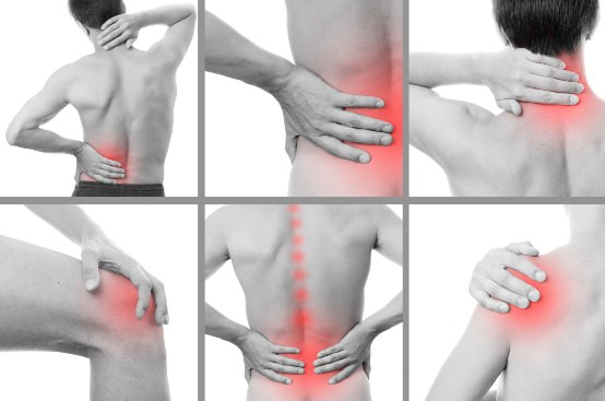 درمان دردهای عضلانی